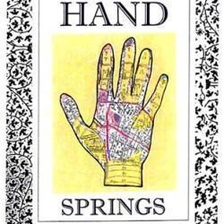 Hand Springs - Mark Edward - Book
