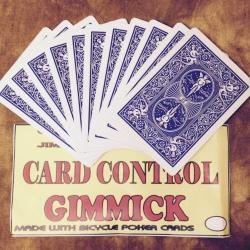 Card Control Gimmick - Jim Spence