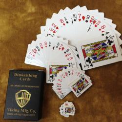 Diminishing Cards-Al Baker