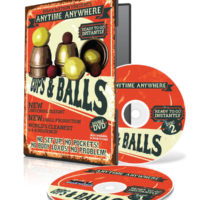 Cups and Balls - Brian Watson
