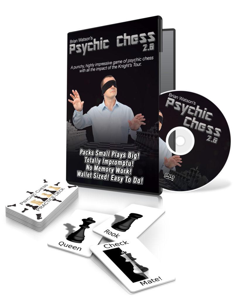 Psychic Chess - Brian Watson
