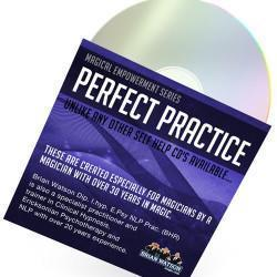 Magical Empowerment CD - Perfect Practice - Brian Watson