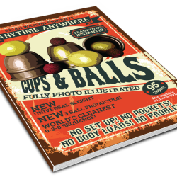 Brian Watson's Anytime Anywhere Cups & Balls Book