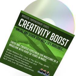 Magical Empowerment CD Creativity Boost - Brian Watson