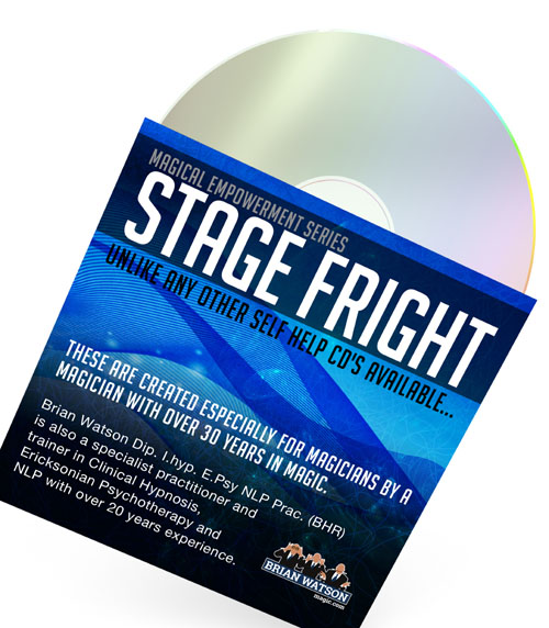 Stage Fright - Brian Watson
