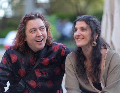 Jeff and Abbi Mc Bride