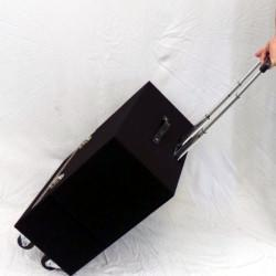 Pro Suitcase Table with Retractable Handle