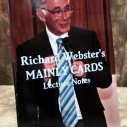 Mainly Cards - Richard Webster