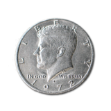 Steel Core Half Dollar - Johnson