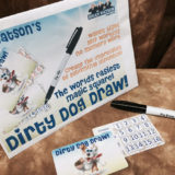 Dirty Dog Draw - Brain Watson
