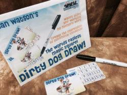 Dirty Dog Draw - Brain Watson