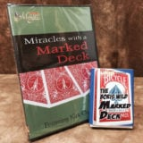 Marked Card Poker Deck Bicycle
