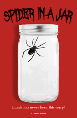 Spider In A Jar - Magic Trick