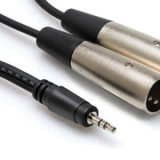 Dual XLR for Que Command