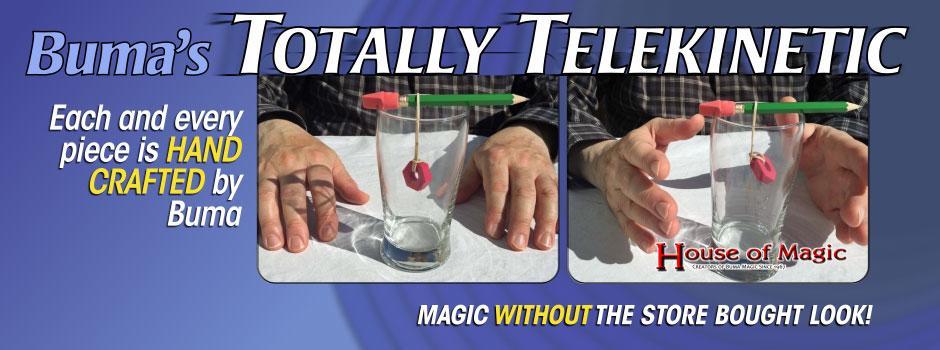 Totally Telekinetic