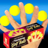 Multiplying Golf Balls
