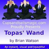 Topas Wand - Brian Watson