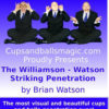 The Williamson - Watson Striking Penetration - Watson (Book)