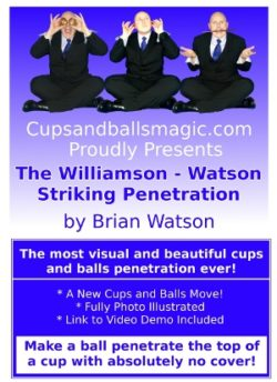 Williamson - Watson Striking Penetration
