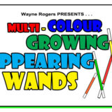 Growing Appearing Color Changing Wands