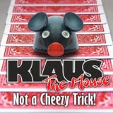 Klaus The Mouse Card Trick