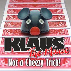 Klaus The Mouse Card Trick