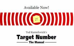 Ted Karmilovich - Target Number
