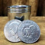 Cup and Coin Omar Ferret