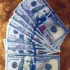 Flash $100 Bills