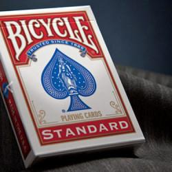 Bicycle Red Back Poker Deck