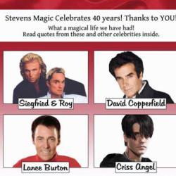 Stevens Magic PDF Catalog