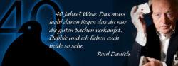 Paul Daniels - Magician