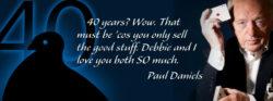 Paul Daniels Magician