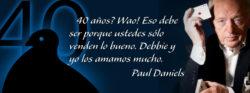 Paul Daniels Magician - Stevens Magic