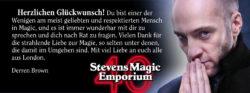 Derren Brown - Stevens Magic