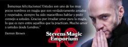 Derren Brown Mentalist