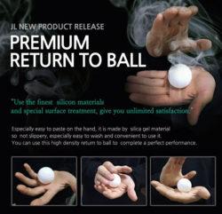 Return To Ball - JL Magic