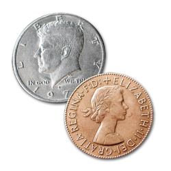 Ultimate Silver Copper Coin Trick
