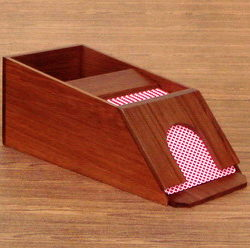 Prism Card Shoe - Magic Wagon