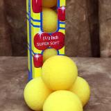 "Sponge Balls Goshman 2"" Yellow"