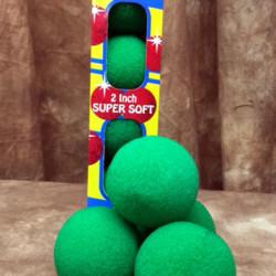 Sponge Balls 2 Inch - Goshman