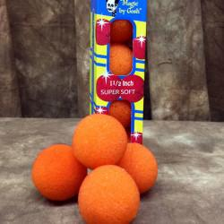 Sponge Balls Orange