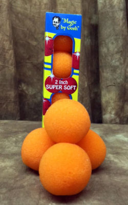 Sponge Ball Orange - Goshman