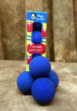 Sponge Balls Goshman
