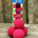 "Sponge Balls Red 1.5"" - Goshman"