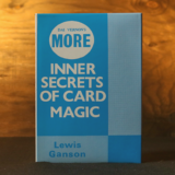 More Inner Secrets of Card Magic - Limited