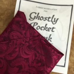 Ghostly Pocket Hank - Lynetta Welch