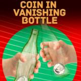 Ultimate Coin In Vanishing Bottle - Nick Lewin