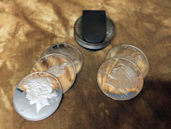 Palming Coins Viking