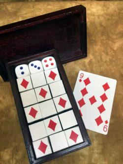 Tommy Wonder - Rubik's Card